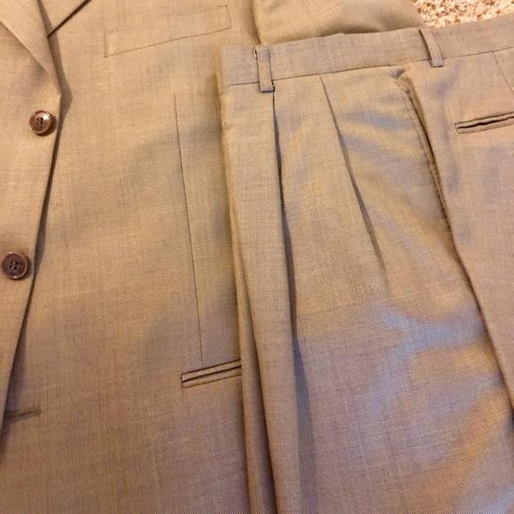 Jones New York Other - Men's tan suit
